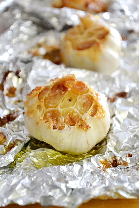 How to Make Perfect Roasted Garlic