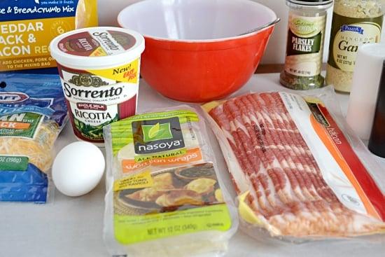 Kraft Fresh Take, Cheddar Jack and Bacon, Baked Ravioli, Recipe