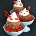 The Croods Movie, Food inspired by, Crystal Cave Cupcakes,