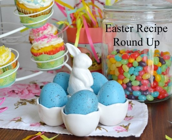 Easter, Recipes, Round up, Holiday food, Entertaining