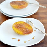 mago brulee, steamy kitchen, cookbook, healthy asian favorites, recipe