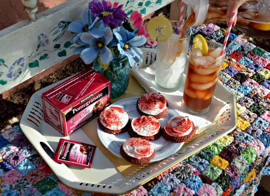 Bigelow Tea, Iced Tea, Tea Party, Earth Day