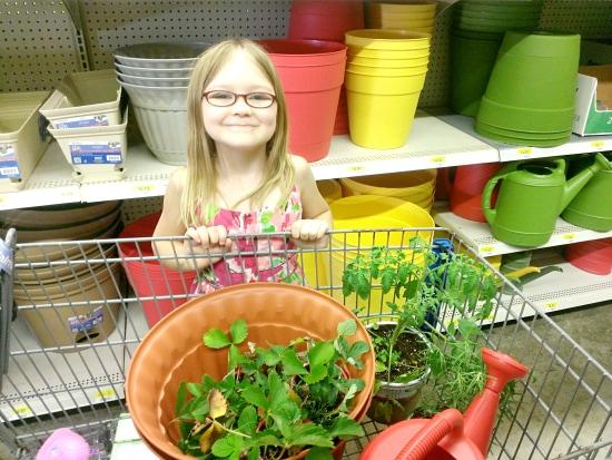 Bigelow Tea, Walmart, Garden Supplies. Garden Tea Party, Earth Day