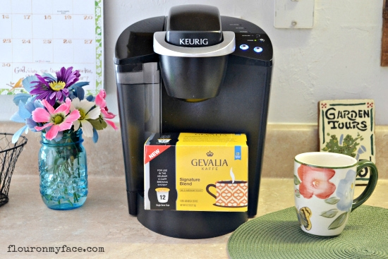 Gevalia Coffee, Gevalia K Cups, Gevalia SIngle Serve, Gevalia Signature Blend