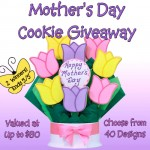 Mother's Day Gourmet Cookie Bouquet Giveaway