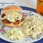 easy, crock pot, pulled pork, sandwiches, summer,