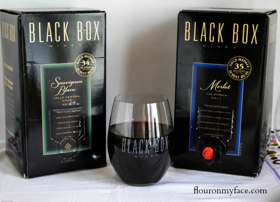 Black Box Wines, Red Wine, Recipes,