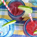Cherry Limeade Recipe, Easy Summer Drink recipes