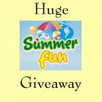 Summer giveaway, summer fun