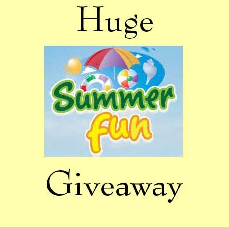 Summer giveaway, summer fun