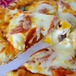 easy homemade pizza crust,