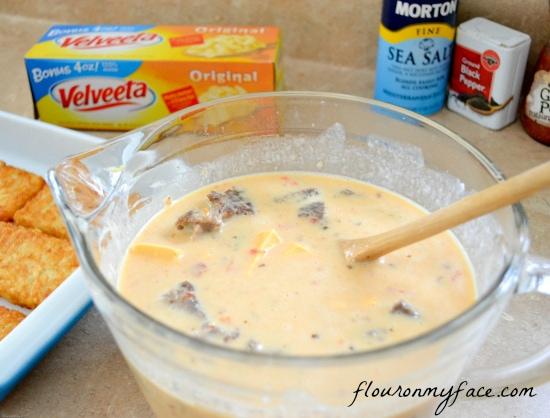 Velveeta Cheese, Breakfast Casserole