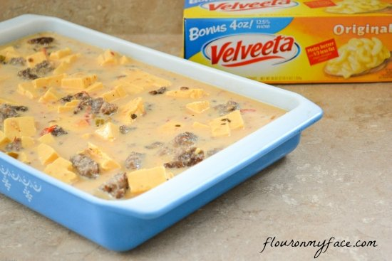 Velveeta-Cheesy-Breakfast-Casserole-Recipe-1