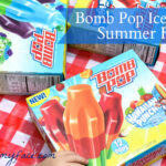 {sponsored} Celebrate Summer with a Bomb Pop Pool Party @originalbombpop
