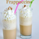 homemade, chai tea, frappuccino recipe, chai tea