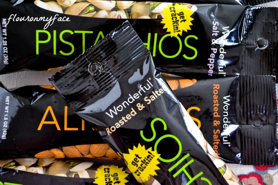 Wonderful Brand, Summer Snacks, Pistachios, Almonds, Summer, healthy snacks