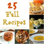 25 Fall Recipes Roundup