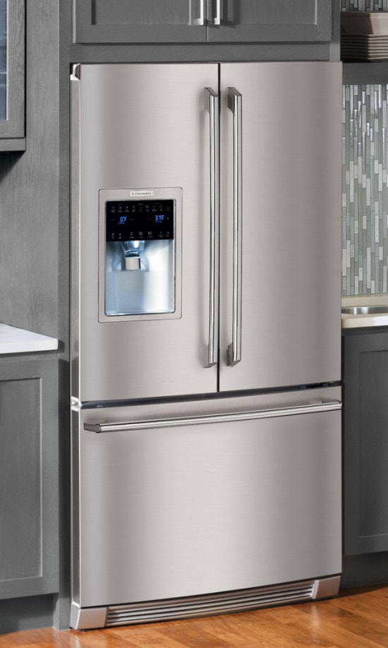 Electrolux, Refrigerators