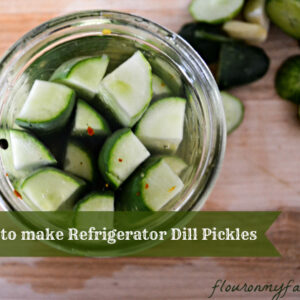 pickles, pickling, garlic pickles, refrigerator pickles, canning