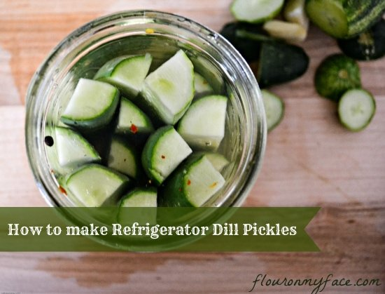 pickles, pickling, garlic pickles, refrigerator pickles, canning