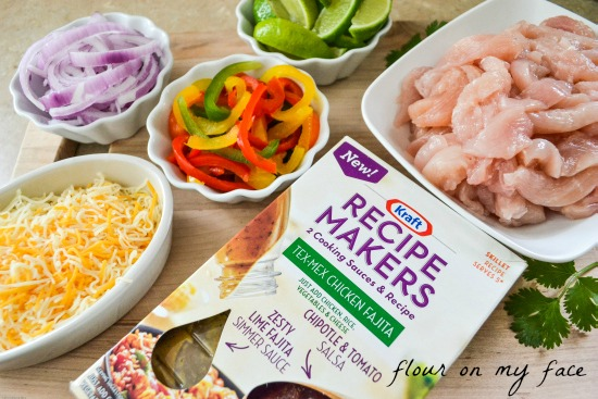 quick meals, quick family meals, kraft recipe makers, chicken recipes, meal kit
