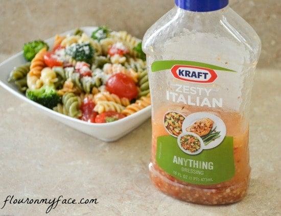 Italian Garden Pasta Salad Recipe