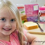 healthy lunch ideas with Rubbermaid, Jif peanut butter, Smuckers jelly
