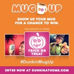 Dunkin Donuts, Coffee, Sweepstakes, Mug-Up