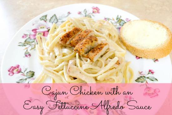cajun chicken, alfredo, fettuccine, pasta, chicken