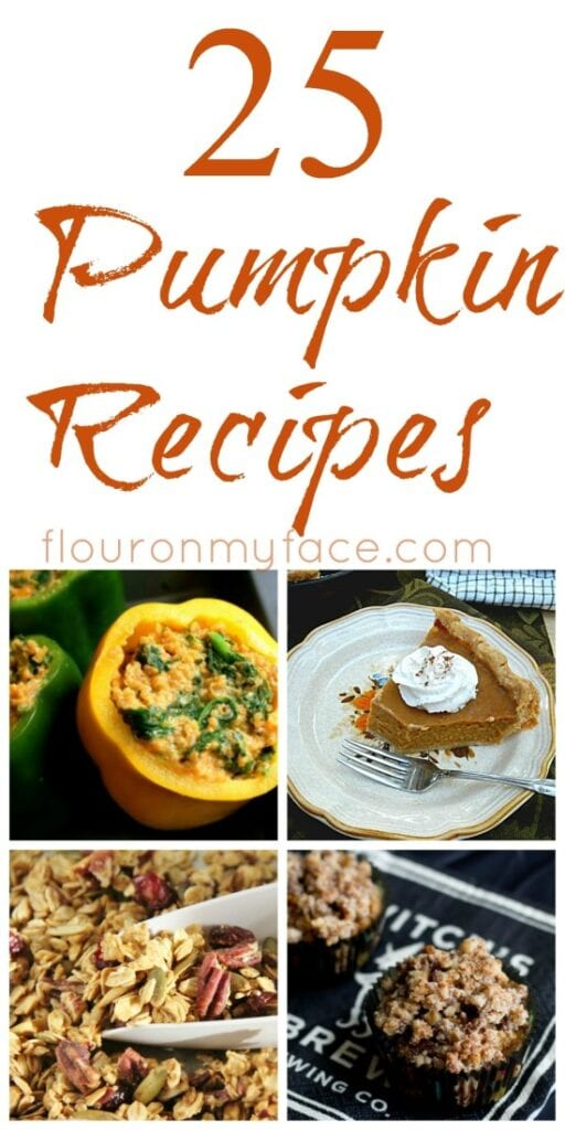 Fall recipes, Pumpkin Recipes, Pumpkin recipe roundup