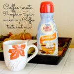 Coffee Traditions with Coffee-mate Pumpkin Spice Creamer #LoveYourCup