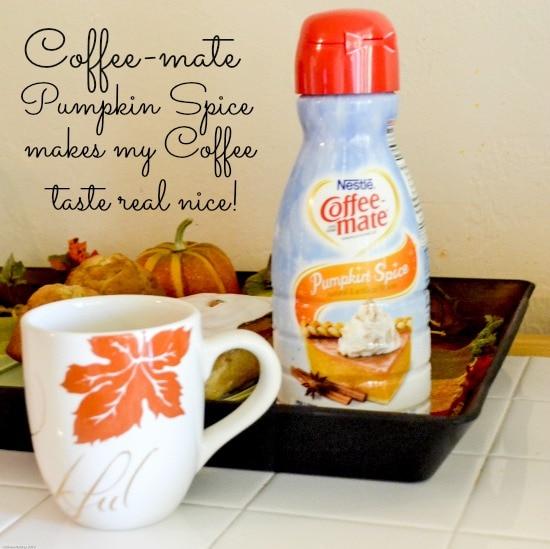 Nestle, Coffee-mate, Pumpkin Spice, Coffee, Creamer