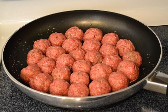 how to make meatballs, meatball appetizer, progressive dinner recipes,