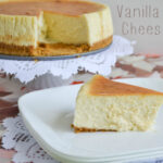 Nielsen-Massey Vanilla, Cheesecake recipe, Vanilla bean, Progressive Dinner