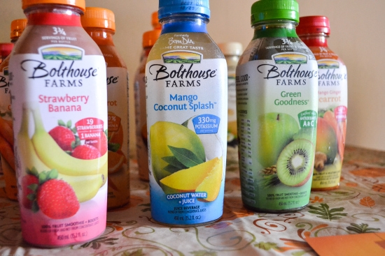 Bolthouse Farms, Fruit juices, smothies