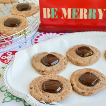 chcoclate cookie recipe, Christmas Cookies, Cookie Exchange Recipe, Dark Chocolate, Dove