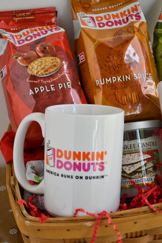 dunkin donuts seasonal flavors