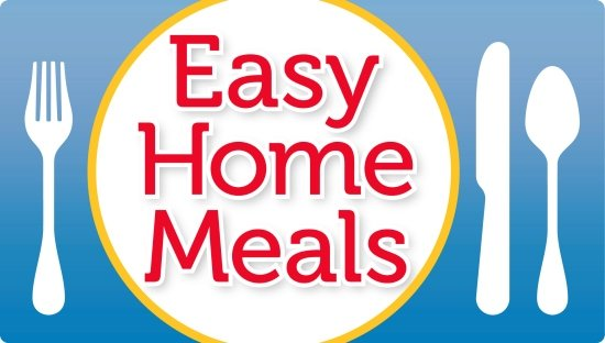 Easy Home Meals, Easy Family Recipes,