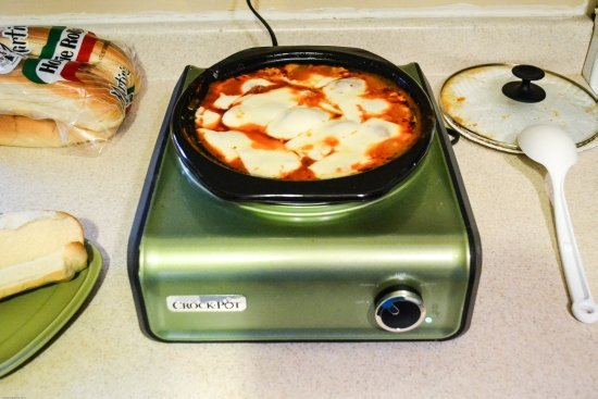 meatball subs, crock pot meatballs, crockpot meatball subs