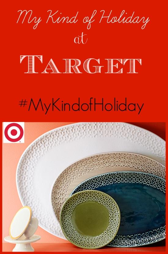 Holiday shopping, Target, Holiday TRaditions
