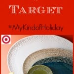 Holiday shopping, Target, Holiday TRaditions