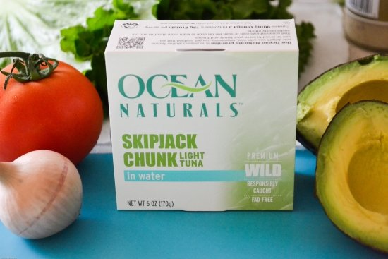 #OceanNaturals, Premium Tuna, Canned Tuna, Healthy Lunch ideas