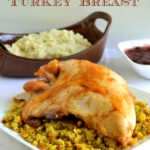 holiday menu planning, turkey breast, roasting turkey, how to roast a turkey breast