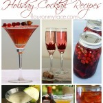 Holiday Party, cocktail recipes, cocktails, mixed drinks, party drinks
