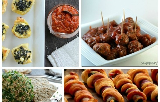 Holiday Party food, appetizer recipes, holiday appetizers