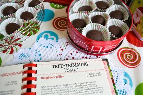 Homemade Raspberry Jellies Candy Recipe