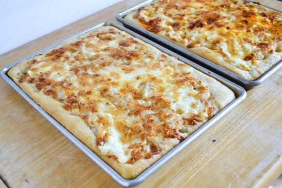 onion cheddar focaccia, focaccia recipe, appetizer recipe