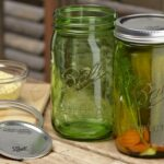 Ball Green Heritage Canning Jar Giveaway {5 Winners!}