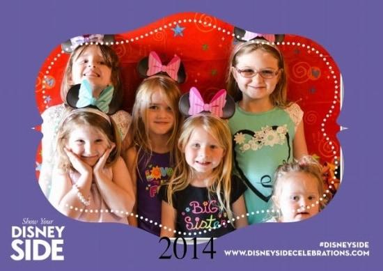 #DisneySIde Party, Disney Party, Disney Themed Party, Disney Parks, #ad