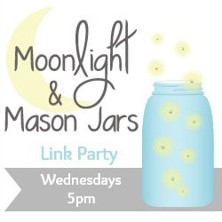 Moonlight & Mason Jars Link Party
